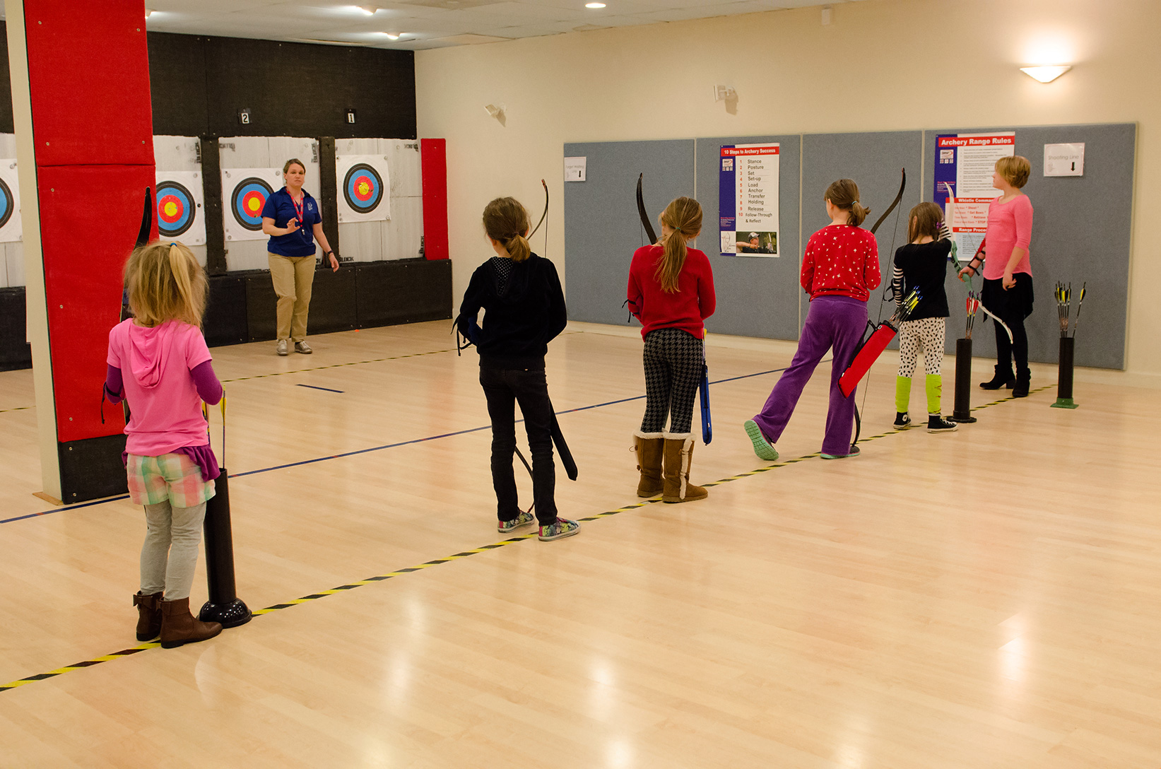 A101 Basic Archery in Seattle