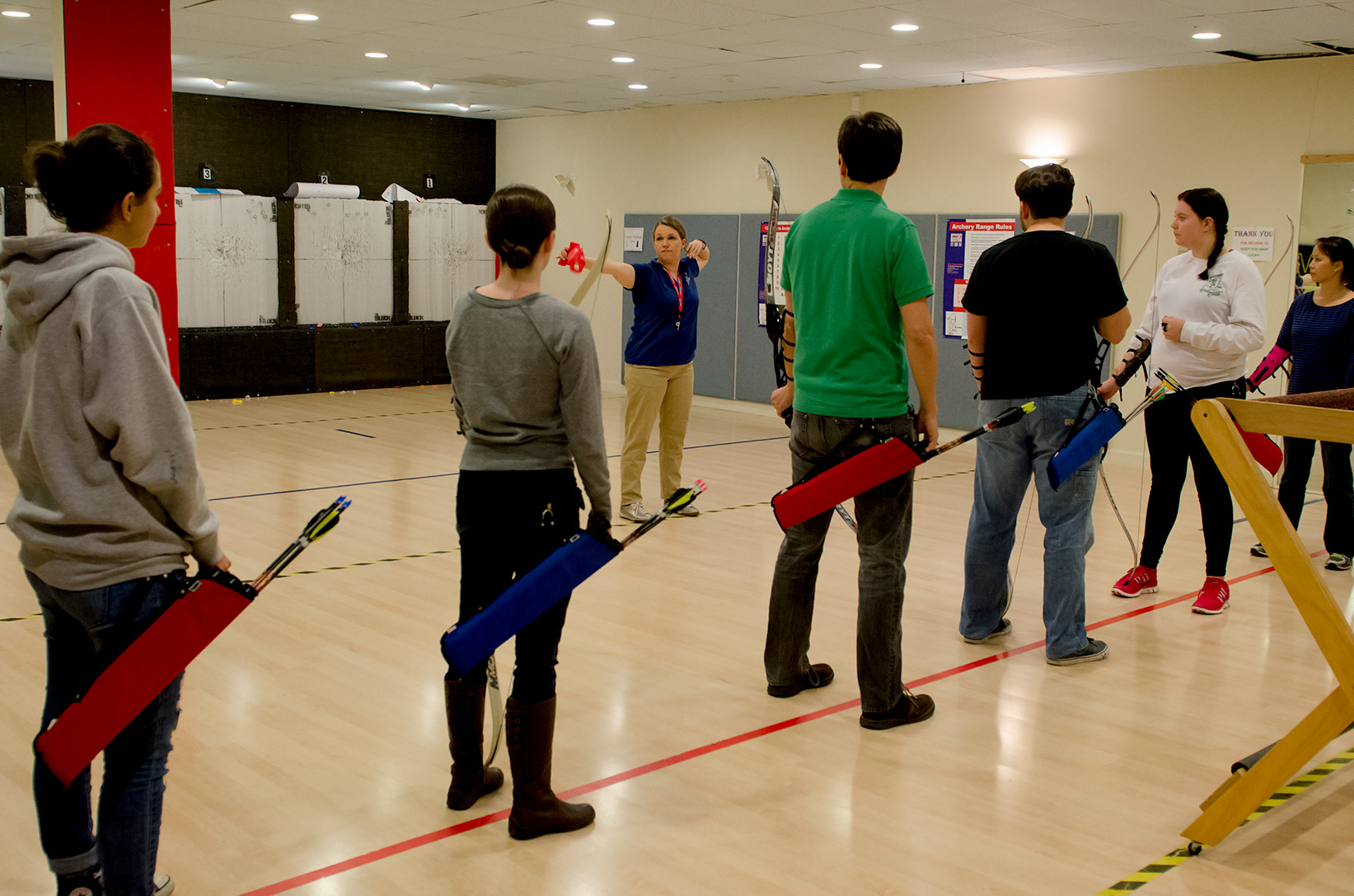 Intermediate Archery in North Seattle