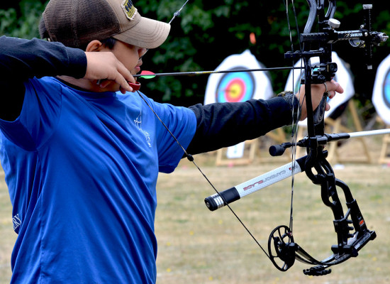 Next Step Archery compound bow