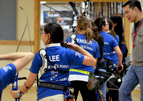 Next Step Archery Junior Select Travel Team