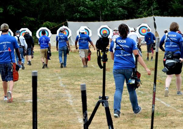 WSAA State Target Championship