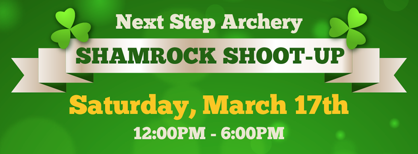 St Patrick's Day Archery Shoot