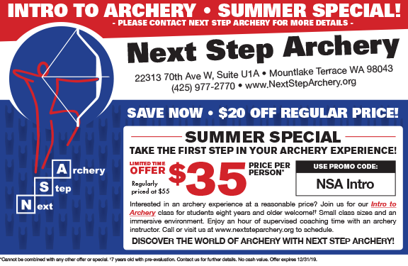 2019 Intro to archery